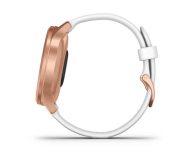 Garmin vivomove 3 Style różowozłoty - biały Gorilla Glass - 515086 - zdjęcie 5