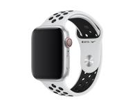 Apple Pasek sportowy Nike biało czarny 44 mm - 515988 - zdjęcie 3