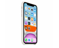 Apple Silicone Case do iPhone 11 White - 515888 - zdjęcie 2