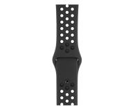 Apple Pasek Sportowy Nike do Apple Watch antracyt/czarny - 515987 - zdjęcie 1