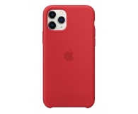 Apple Silicone Case do iPhone 11 Pro (PRODUCT)RED - 514609 - zdjęcie 1