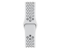 Apple Pasek Sportowy Nike do Apple Watch czysta platyna - 515985 - zdjęcie 1