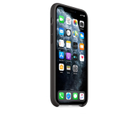 Apple Silicone Case do iPhone 11 Pro Black  - 514606 - zdjęcie 2