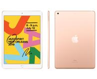 """Apple iPad 10,2"""" 32GB Gold Wi-Fi - 515891 - zdjęcie 3"""