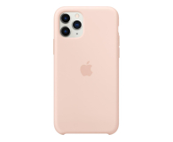 Apple Silicone Case do iPhone 11 Pro Pink Sand - 514635 - zdjęcie 1