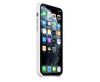 Apple Silicone Case do iPhone 11 Pro White - 514607 - zdjęcie 2