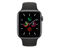 Apple Watch 5 44/Space Gray Aluminium/Black Sport LTE - 515912 - zdjęcie 2