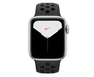 Apple Watch 5 Nike 40/Silver/Black Sport LTE - 515915 - zdjęcie 2
