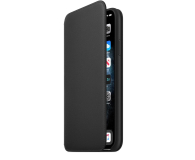 Apple Leather Folio do iPhone 11 Pro Max Black - 514629 - zdjęcie 2