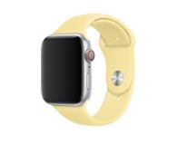 Apple Pasek sportowy cytrynowy 44 mm  - 515967 - zdjęcie 3