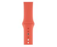 Apple Pasek Sportowy do Apple Watch mandarynkowy - 515966 - zdjęcie 1