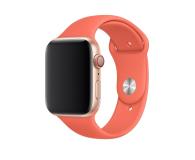 Apple Pasek Sportowy do Apple Watch mandarynkowy - 515966 - zdjęcie 3