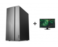 Lenovo Ideacentre 510-15 G5400/8GB/1TB/Win10 + Monitor - 515737 - zdjęcie 1
