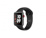 Apple Watch 3 Nike+ 42/Space Gray/Black Sport LTE - 516117 - zdjęcie 2