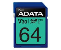 ADATA 64GB Premier Pro U30 V30S - 512455 - zdjęcie 1