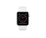 Apple Watch 3 42/Silver/White Sport LTE - 516127 - zdjęcie 2