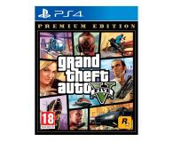 PlayStation Grand Theft Auto V Premium Edition PL - 516313 - zdjęcie 1