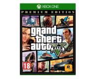 Xbox Grand Theft Auto V Premium Edition PL - 516314 - zdjęcie 1