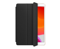 Apple Leather Smart Cover do iPad 7gen / Air 3gen czarny - 516286 - zdjęcie 1