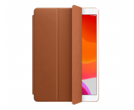 Apple Leather Smart Cover do iPad 7gen / Air 3gen brąz - 516287 - zdjęcie 1