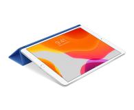 Apple Leather Smart Cover do iPad 7gen / Air 3gen Blue - 516288 - zdjęcie 4