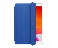 Apple Leather Smart Cover do iPad 7gen / Air 3gen Blue - 516288 - zdjęcie 1
