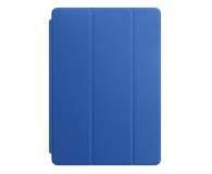 Apple Leather Smart Cover do iPad 7gen / Air 3gen Blue - 516288 - zdjęcie 2