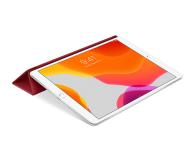 Apple Leather Smart Cover do iPad 7gen / Air 3gen Red - 516281 - zdjęcie 4