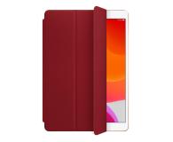 Apple Leather Smart Cover do iPad 7gen / Air 3gen Red - 516281 - zdjęcie 1