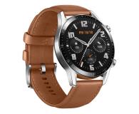 Huawei Watch GT 2 46mm Classic srebrny - 514704 - zdjęcie 3