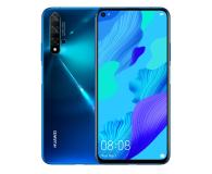 Huawei Nova 5T 6/128GB niebieski - 518287 - zdjęcie 1