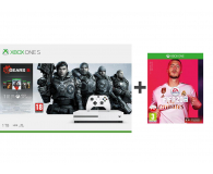Microsoft Xbox One S 1TB + GoW 5 + FIFA 20 - 518524 - zdjęcie 1