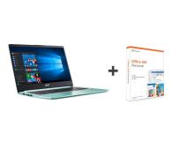 Acer Swift 1 N4000/4GB/64+240SSD/Win10 IPS FHD Zielony - 466512 - zdjęcie 1