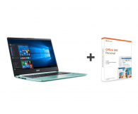 Acer Swift 1 N4000/4GB/64+120SSD/Win10 IPS FHD Zielony - 466510 - zdjęcie 1