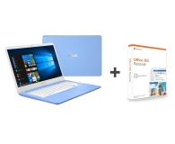 ASUS VivoBook E406MA N4000/4G/64/Win10+Office Niebieski - 508830 - zdjęcie 1