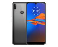 Motorola Moto E6 Plus 4/64GB Dual SIM grafitowy + etui - 518559 - zdjęcie 1