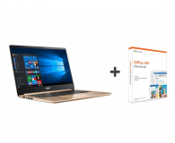 Acer Swift 1 N4000/4GB/64/Win10 IPS FHD Złoty - 441890 - zdjęcie 1