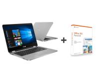 ASUS VivoBook Flip 14 TP401MA N4000/4GB/64/Win10+Office - 468297 - zdjęcie 1