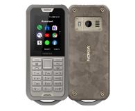 Nokia 800 Tough Dual SIM Pustynny Szary - 518662 - zdjęcie 1