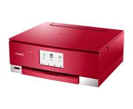 Canon PIXMA TS8352 czerwona - 517369 - zdjęcie 2