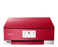 Canon PIXMA TS8352 czerwona - 517369 - zdjęcie 1