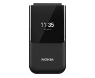 Nokia 2720 Flip Dual SIM Czarny - 518664 - zdjęcie 3