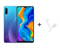 Huawei P30 Lite 128GB Niebieski + FreeBuds Lite białe  - 513706 - zdjęcie 1