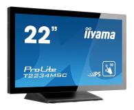 iiyama T2234MSC-B6X dotykowy - 517984 - zdjęcie 1