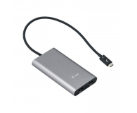 i-tec Adapter Thunderbolt3 - 2x HDMI - 518366 - zdjęcie 2