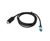i-tec Adapter kablowy USB-C - HDMI (4K) - 518331 - zdjęcie 3