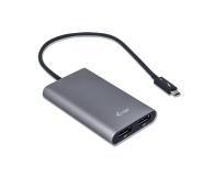 i-tec Adapter Thunderbolt3 - 2x DisplayPort - 518364 - zdjęcie 2