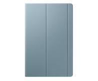 Samsung Book Cover do Samsung Galaxy Tab S6 niebieski - 513480 - zdjęcie 1