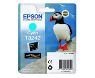 Epson T3242 cyan 980str. (C13T32424010) - 513844 - zdjęcie 1