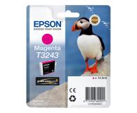 Epson T3243 magenta 980str. (C13T32434010) - 513846 - zdjęcie 1